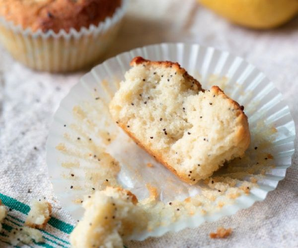 An amazing Lemon Poppy Seed Muffin that is gluten and grain free. No one will ever know this is paleo (almond & coconut flour)