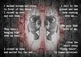 "James Antoniou Official: ""Teddy Bears"", new short story by James Antoniou f..."