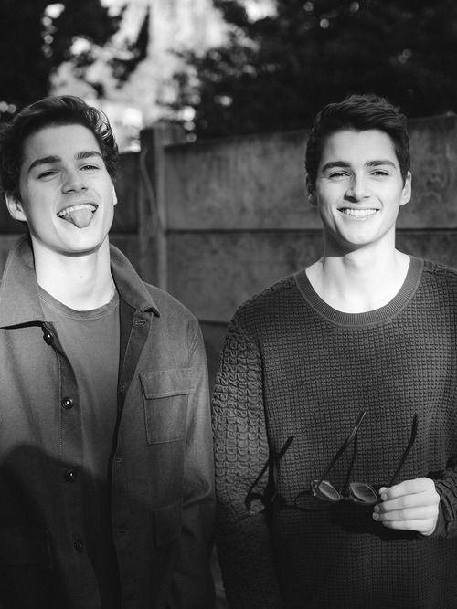 Jack and Finn - Miss Vogue outtake