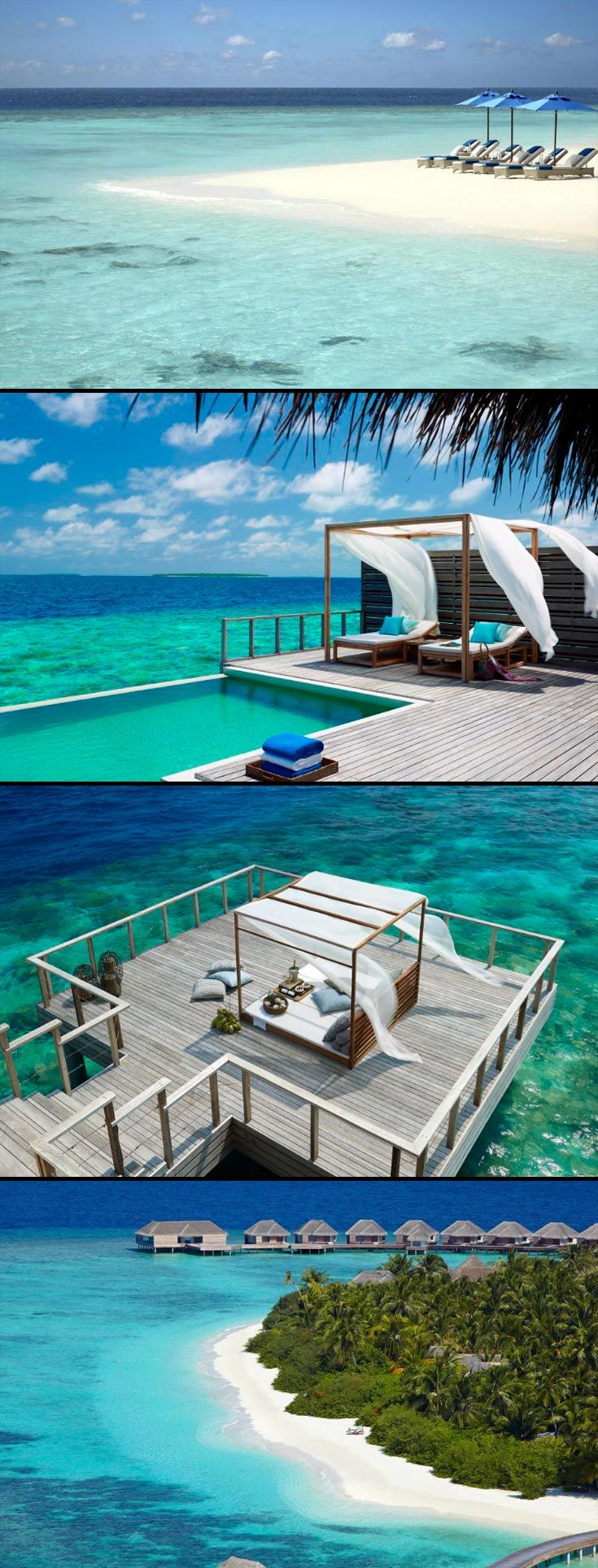 Dusit Thani ~ Maldives  Book your desire hotel in reasonable price. http://travelltrip.com/