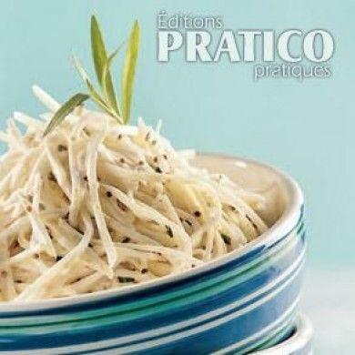 Céleri-rave rémoulade - Recettes - Cuisine et nutrition - Pratico Pratique