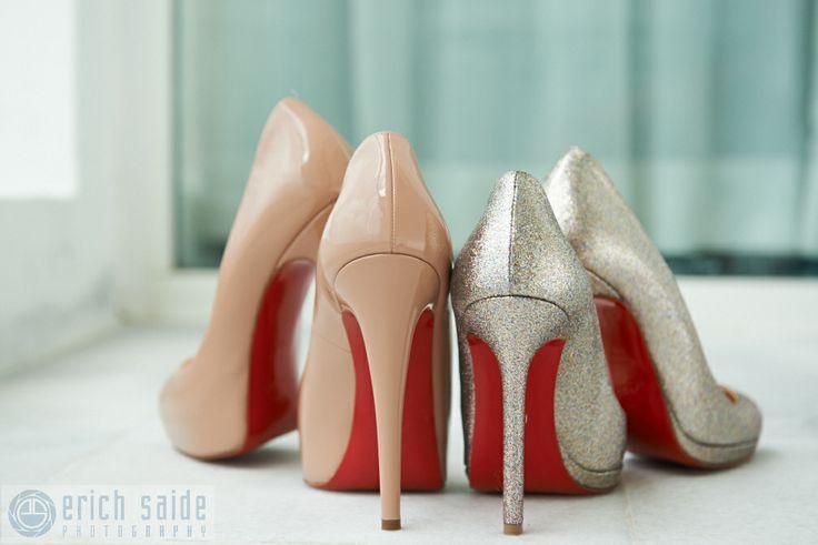 My wedding shoes -- Christian Louboutin Hyper Prive \u0026amp; Neofilo ...