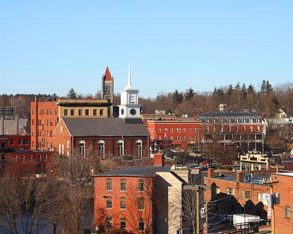 Nashua New Hampshire