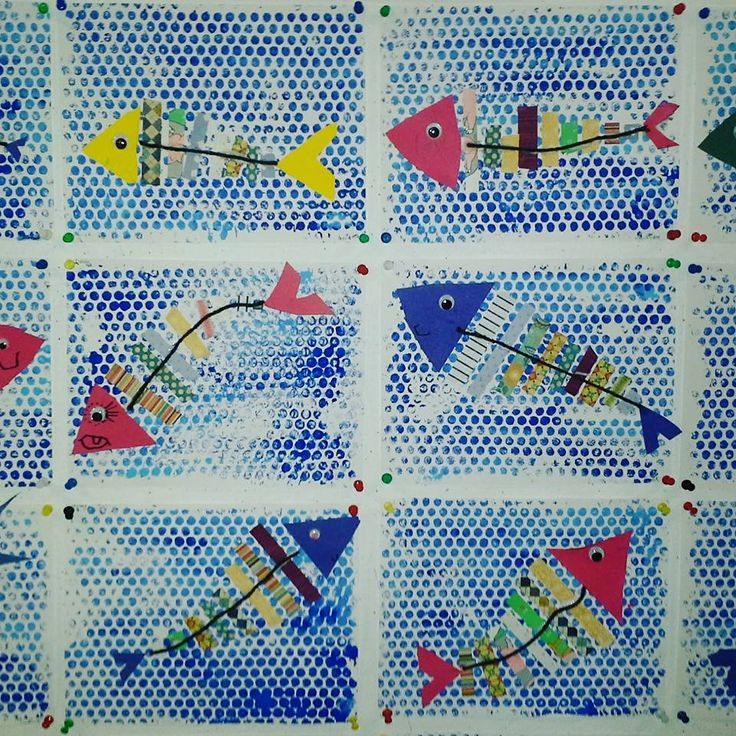 Poisson d'avril - make these into a mobile with straw sections on each part and then string together!