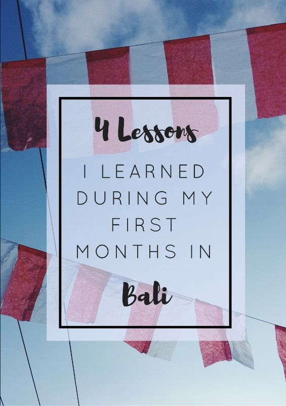 Living and traveling in Bali comes with a learning curve - click through to find…