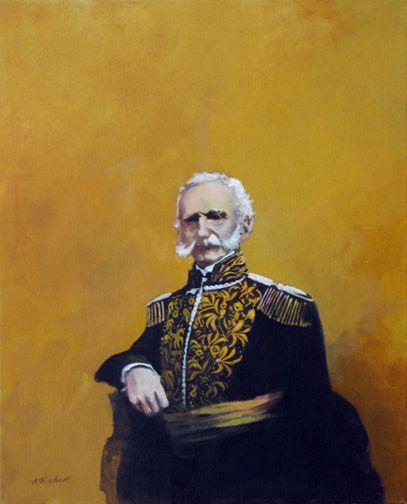 Presidente Tomás Cipriano de Mosquera,