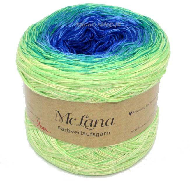 włóczka McLana kolor 251, 750 metrów