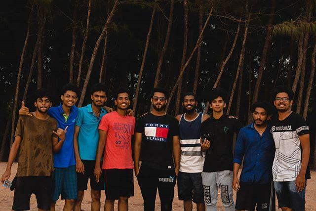 Exponentz The Ultimate Sports Media Squad Of Kallettumkara