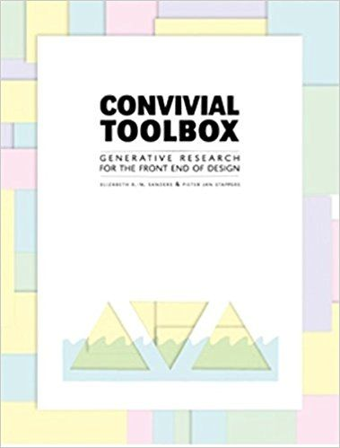 Convivial Toolbox: Generative Research for the Front End of Design: Liz Sanders, Pieter Jan Stappers: 9789063692841: Amazon.com: Books