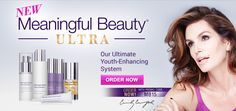 Meaningful Beauty® | Cindy Crawford Anti Aging Skin Care