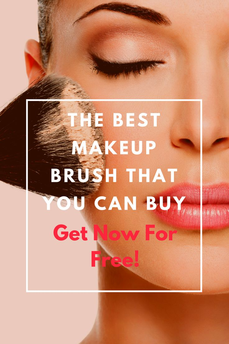 Get this great makeup brush on the cheap. For a limited time, you can get it for Free.