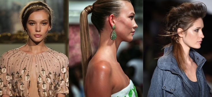 Coafuri si Tendinte in Hairstyling: Ce purtam si este la moda in primavara 2015?