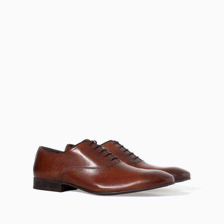 Image 2 of OXFORD SHOE from Zara