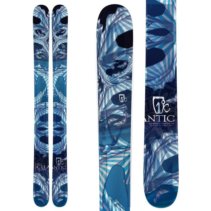 Icelantic Gypsy Skis 2013