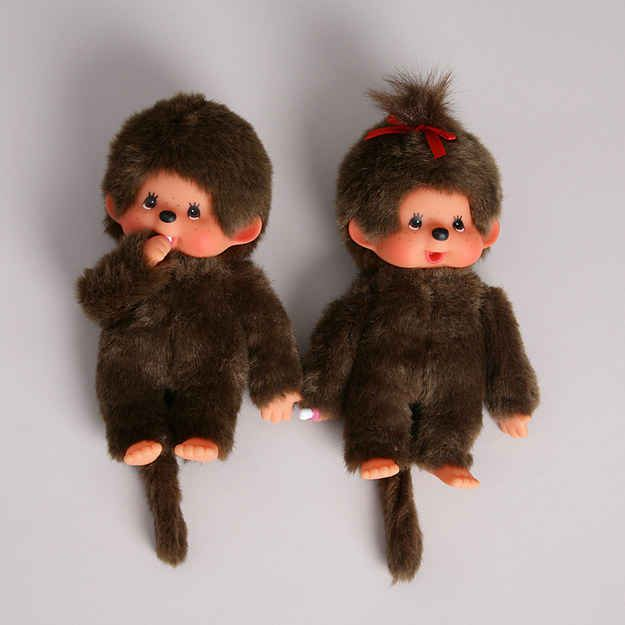 Monchhichi Dolls 35 Awesome Toys Every '80s Girl Wanted For Christmas