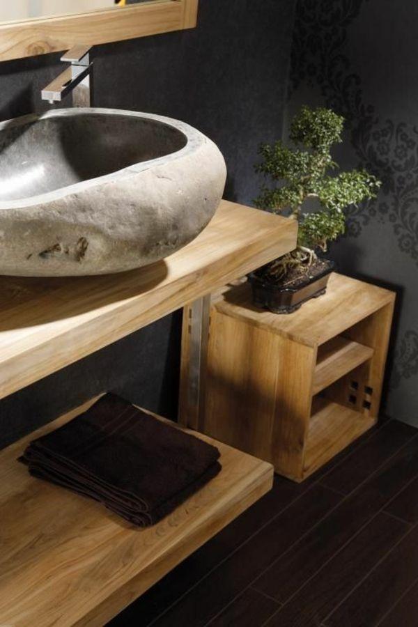 38+ Meuble salle de bain en pierre naturelle trends
