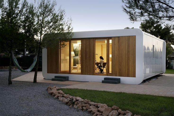 1000 ideas sobre casa prefabricada en pinterest casas - Casas prefabricadas contenedores maritimos ...