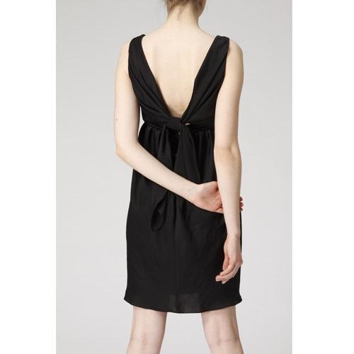 Little Black Dress (back side) / CARVEN
