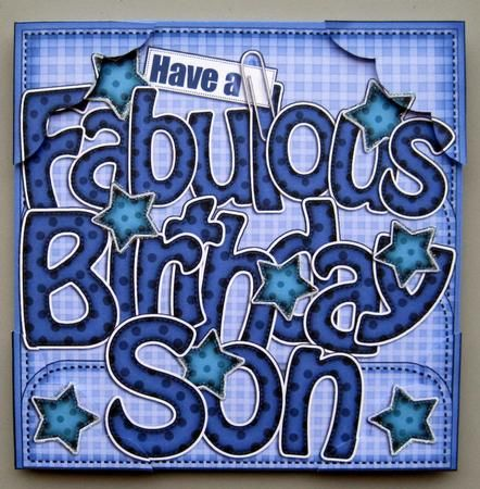 Best 25 Son birthday cards ideas – Birthday Cards for Son
