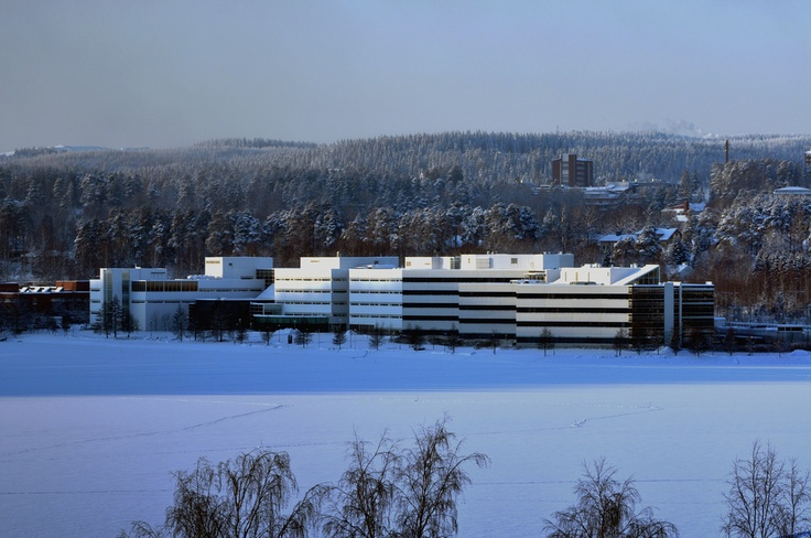 The University of Jyväskylä where I studied during my time in Finland.