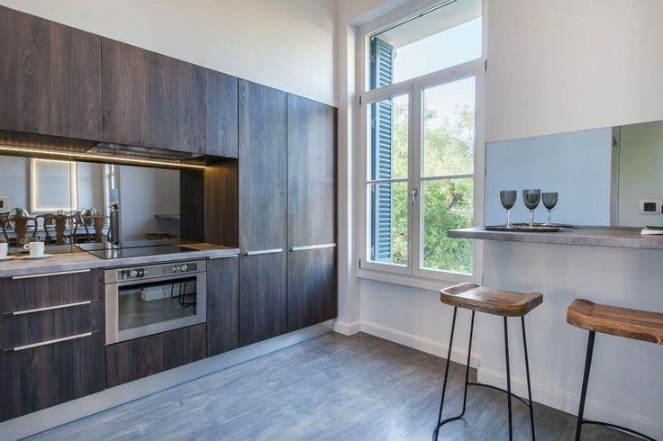Historic Center (Monastiraki) Athens | Apartment for rent Interior design Kitchen inspiration