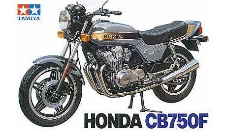 Tamiya - 14006 - Maquette de motos / model motorcycles - Honda CB750F - 1/12