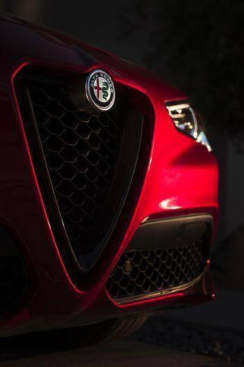 2019 Alfa Romeo Stelvio Nero Edizione 7 Italianinnovation Cars