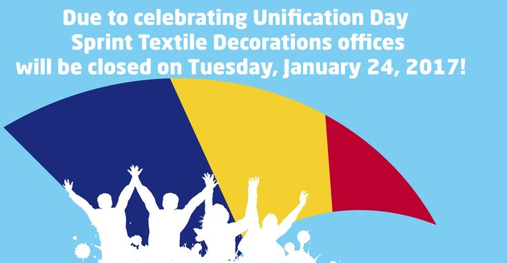 Celebrating #UnificationDay on January 24th, 2017. Our offices will be closed for the day and we will resume activity on January 25th, 2017!