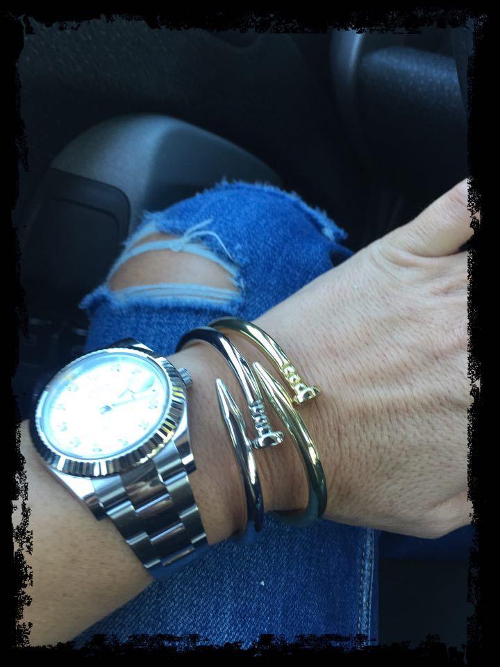 Join a world of #uniqueness #aesthetics & #style #braccialetticoncepts #cool# #elegant #christmas #bracelet