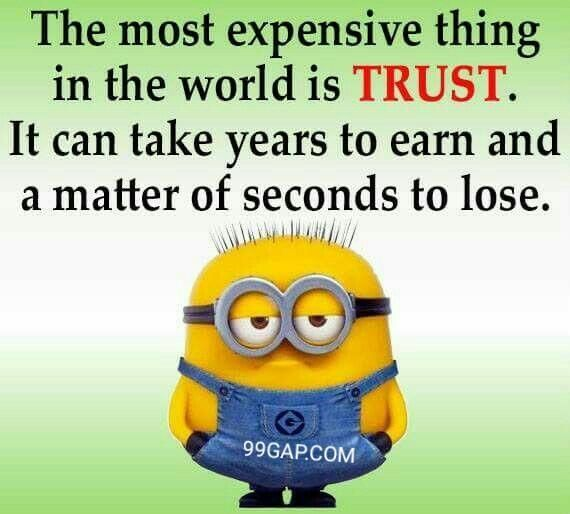 Well Said Quote By The #Minions - Funny Minion Meme, funny minion memes, funny minion quotes, Minion Quote Of The Day, Quotes - Minion-Quotes.com