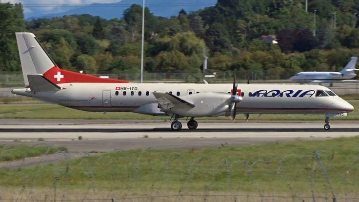 Ljubljana – București cu Adria Airways, din 25 martie 2018