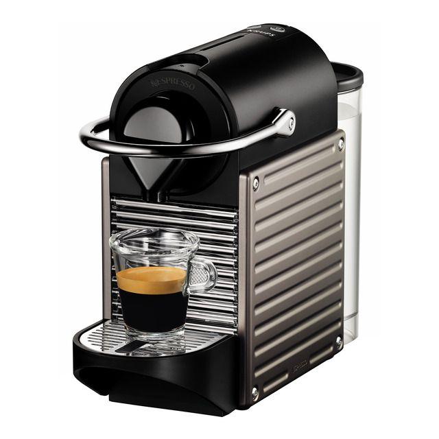 Krups Cafetera Espresso Automatica Krups Pixie Xn304t Para