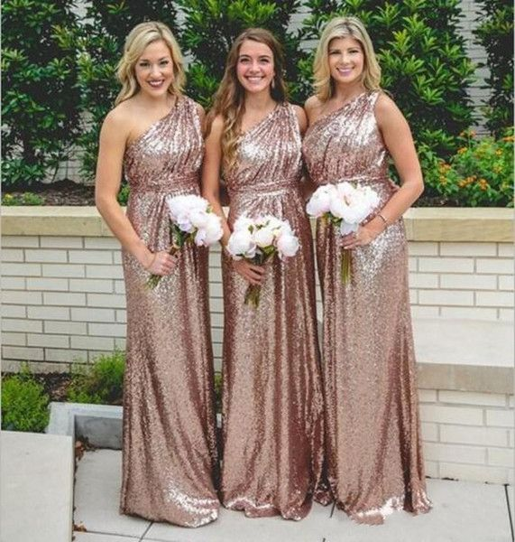 I found some amazing stuff, open it to learn more! Don't wait:https://m.dhgate.com/product/rose-gold-sequins-bridesmaid-dresses-2017/391352604.html