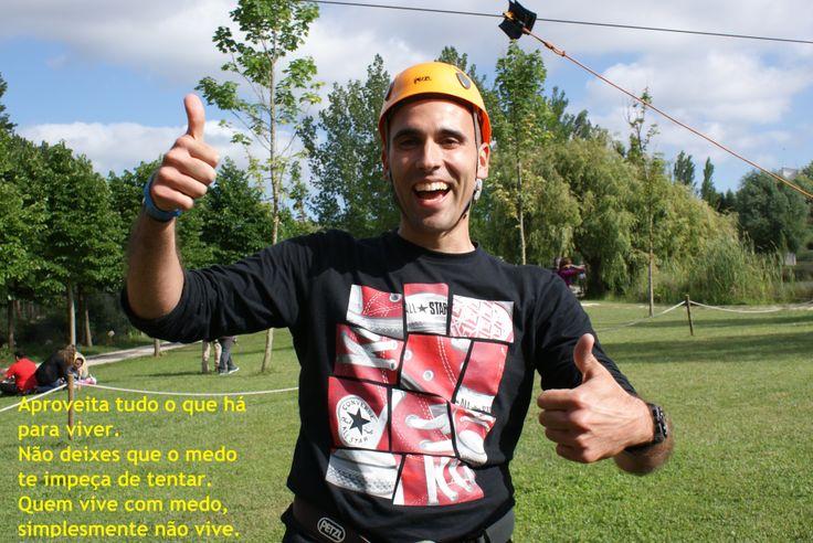 Vence o medo e vive a vida: www.patricvieira.com/desfrutaavidaad=slide