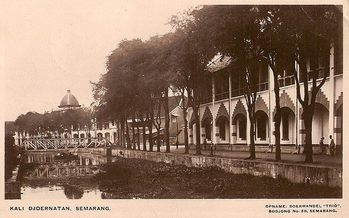 Tempo Doeloe #28 - Semarang, Kali Jurnatan, 1920