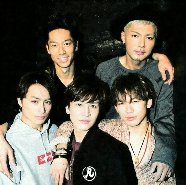 Iwata Takanori & Naoto & Shokichi & Akira & Alan