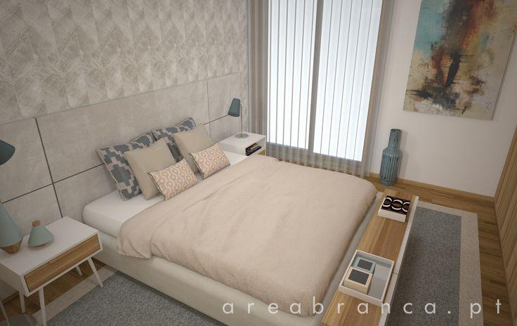 Suite #Areabranca #DesignInteriores #InteriorDesign #Suite #Bedrooms #ModernStyle #Decor