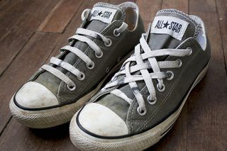 How to Clean Converse All-Stars (with Pictures) | eHow