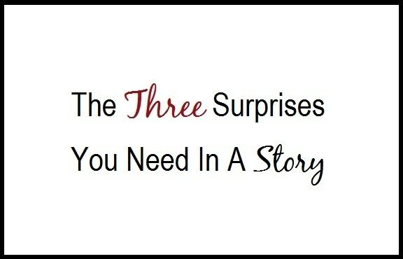The Three Surprises You Need In A Story - Writers Write