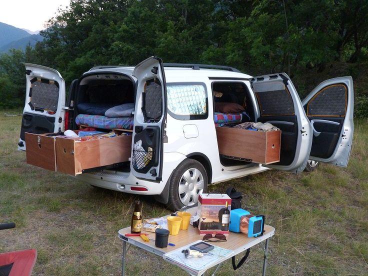 Dacia Logan MCV - Le Forum Logan MCV :: Voir le sujet - Mon MCV camping-car 4 étoiles