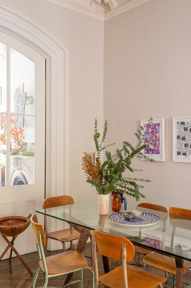 Step inside this inspiring 19th-century Brooklyn b…