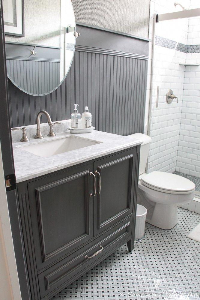 Guest Bathroom Renovation Southern Hospitality Guest Bathroom Renovation Luxury Bathroom Master Baths Bathrooms Remodel