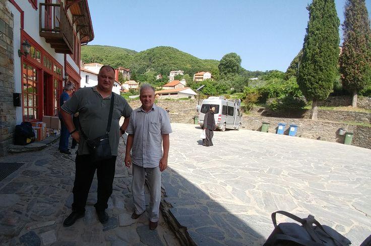 2017 06 30 Greece Mount Athos Karyes,Slivkin Sergey