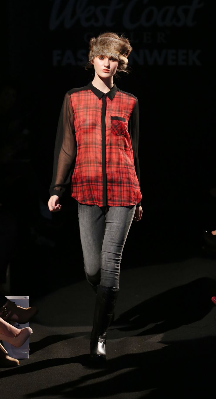 9 Best Images About Belfast Fashion Week 2013 On Pinterest Woman Clothing Kid And Tartan Plaid