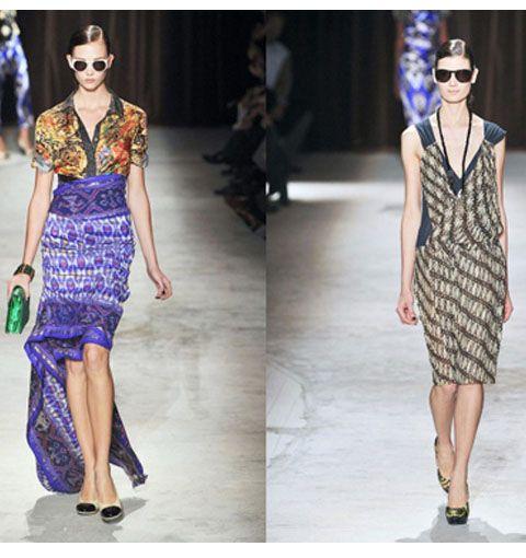 Batik Fashion to Young Image