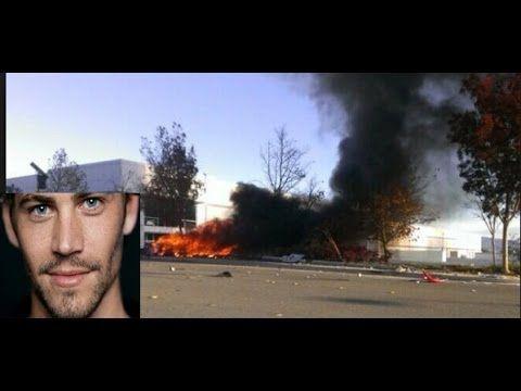 Paul Walker Dead Dies Cars Crash Accident and Explosive