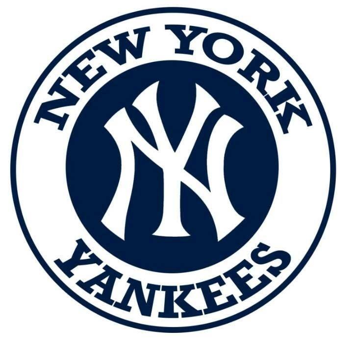 758 best nyy logos images on pinterest new york yankees new york yankees font free new york yankees ny logo font