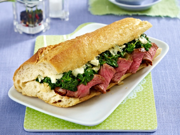 Recetas Sandwich - deluxe sándwiches!  - Chicago sándwich steakhouse