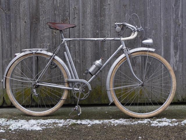 1940`s AVIAC: Bike 19401949, Photo, 1940S Aviac
