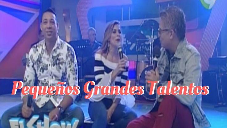 """Inicio Del Reality """"pequeños Grandes Talentos"""" En «El Show Del Mediodía»"""